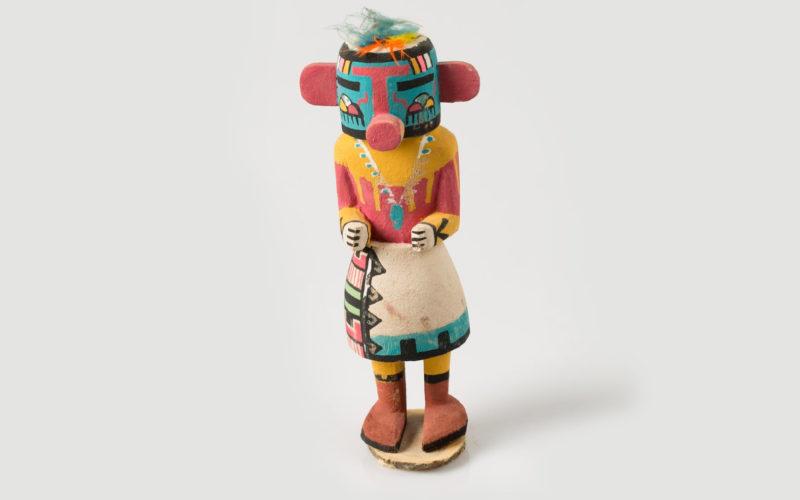 "tithu ""Kuwanhehey'a Katsinam"" aus der Ferretti-Sammlung"